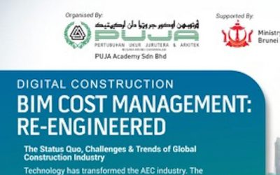 13th August 2019. CPD: Digital Construction – BIM Cost Management: Re-engineered