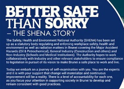 "08th October 2019. CPD Talk: ""Better Safe Than Sorry"" – the SHENA Story."